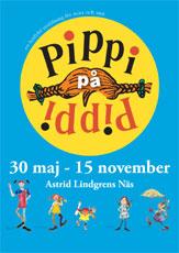 affisch-Pippi-på-Pippi