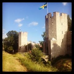 Visby muren